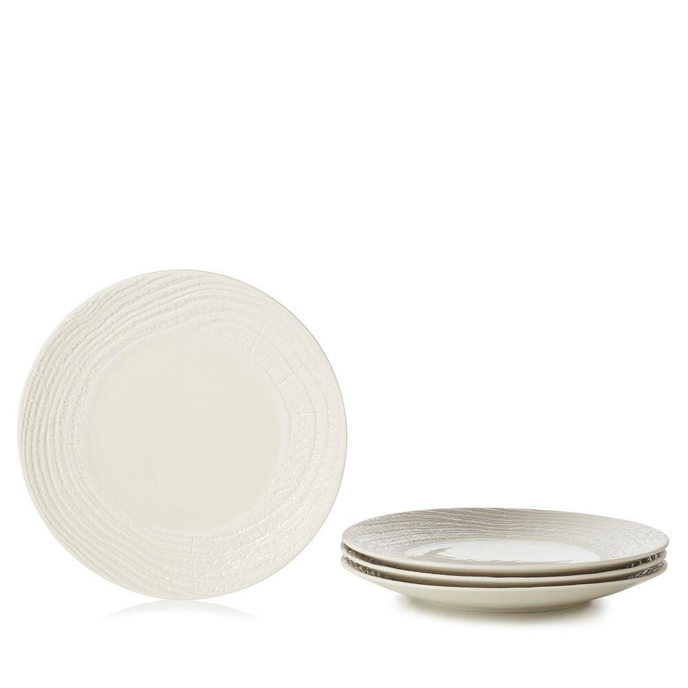 Revol Arborescence Dessert Plates, Set of 4