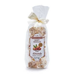 Soft Nougat with Almonds