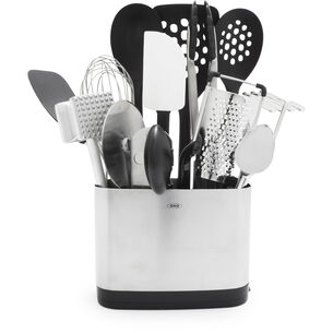OXO SteeL 15-Piece Everyday Kitchen Tool Set
