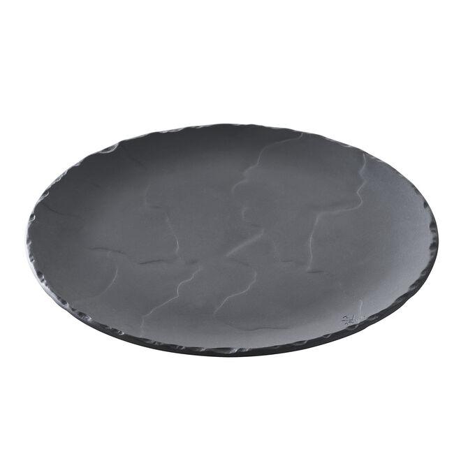 Revol Basalt Round Plate