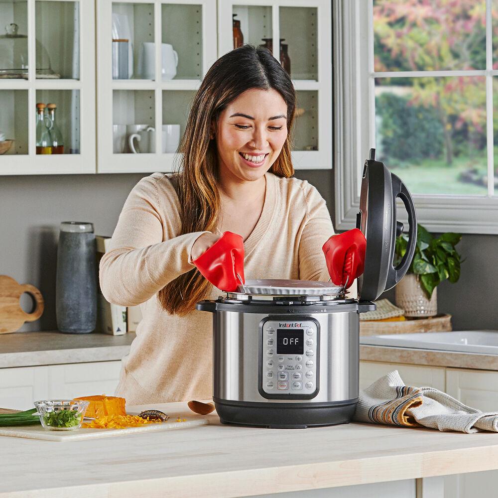 Instant Pot Duo Plus Multi-Use Pressure Cooker, 6 qt.