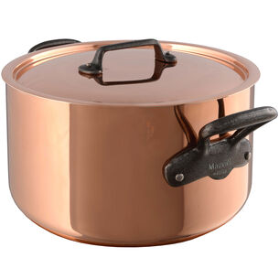Mauviel M'heritage 250c Covered Casserole