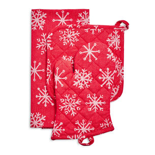 Snowflake 3-Piece Gift Set