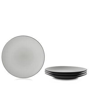 """Revol Equinox 10.25"""" Dinner Plates, Set of 4"""