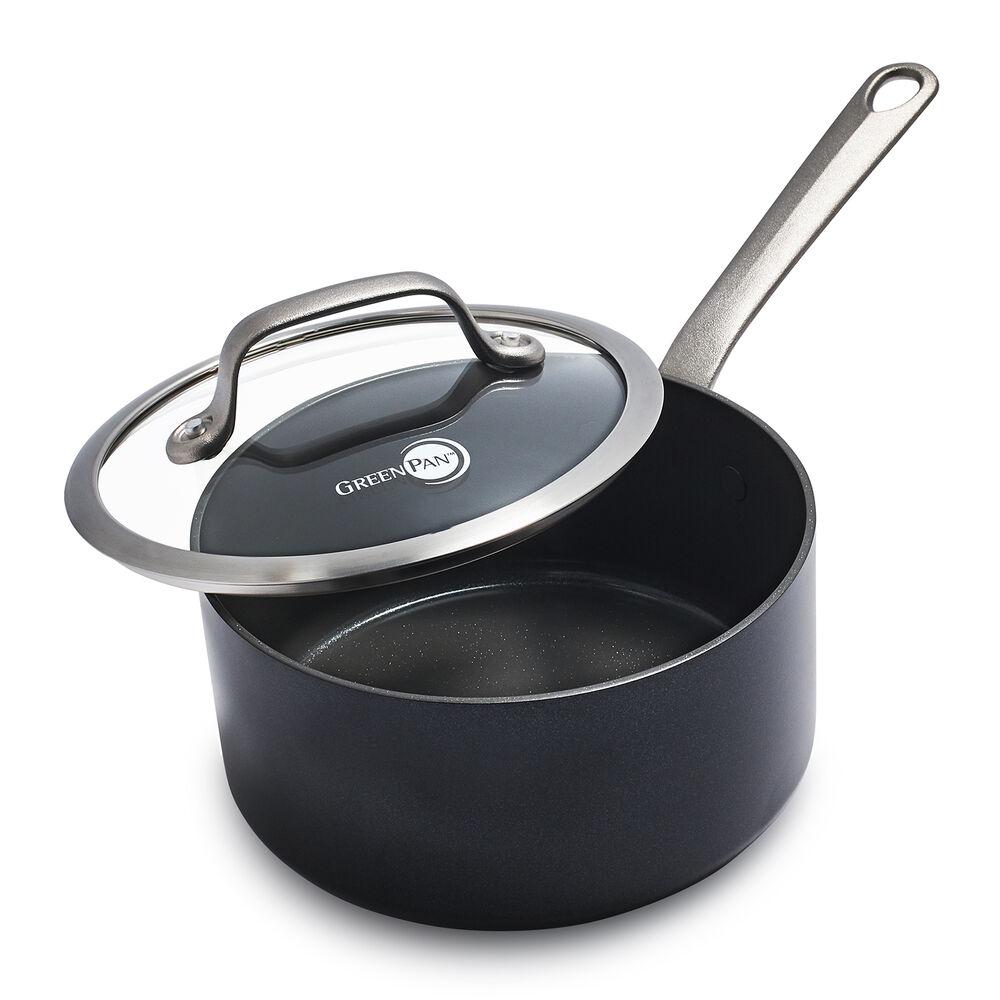 GreenPan Craft Saucepan, 2.2 qt.