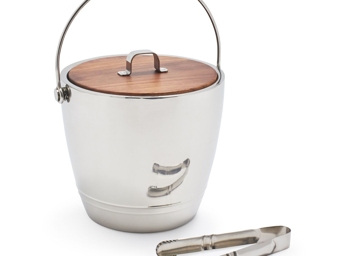 Crafthouse by Fortessa Stainless-Steel Ice Bucket   Sur La Table