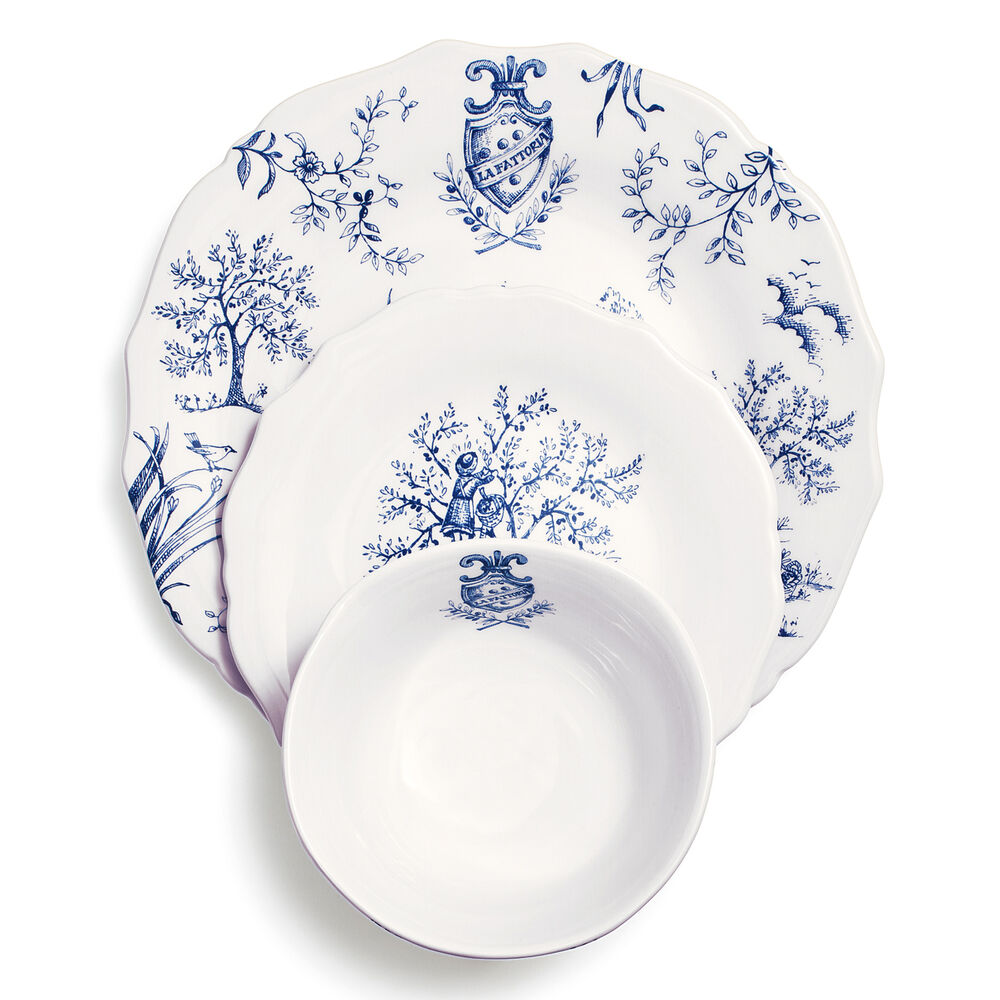 Toscana 12-Piece Dinnerware Set