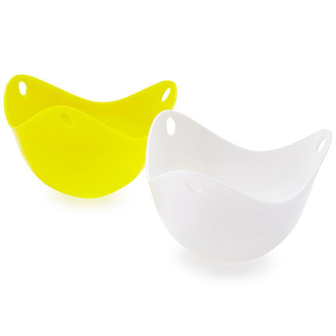Fusionbrands Poach Pods, Set of 2