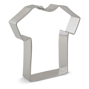 T-Shirt Cookie Cutter, 4.38""