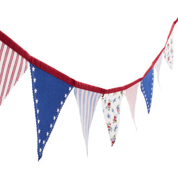 Fourth of July Banner, 6'