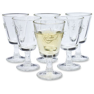 La Rochère Fleur-De-Lys Wine Glass, Set of 6