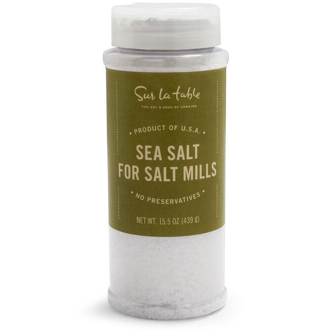 Sur La Table Sea Salt for Salt Mills