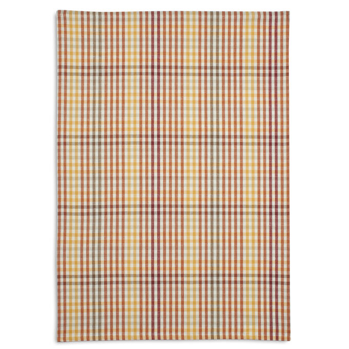 "Small Checkered Kitchen Towel, 28"" x 20"""