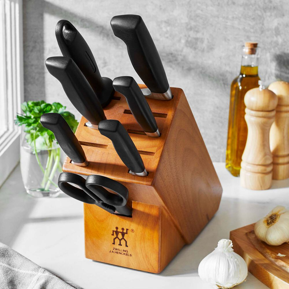 Zwilling J.A. Henckels Four Star 8-Piece Knife Block Set