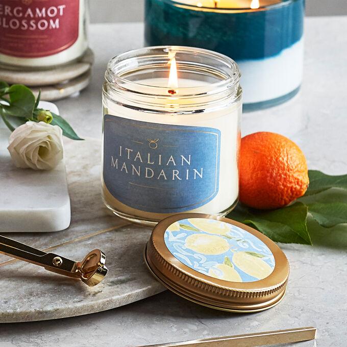 Italian Mandarin Candle, 10.9 oz.