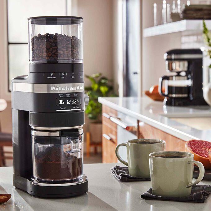 KitchenAid® Burr Coffee Grinder