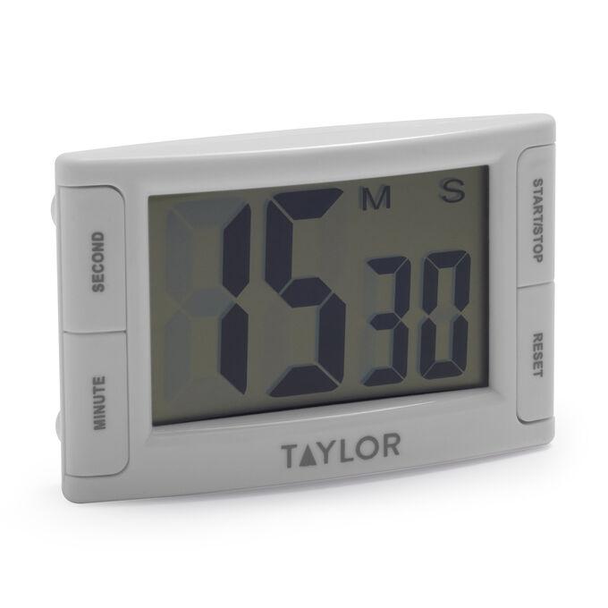 Taylor Jumbo Readout Digital Timer