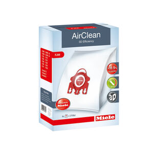 Miele AirClean FJM FilterBags Replacement Set