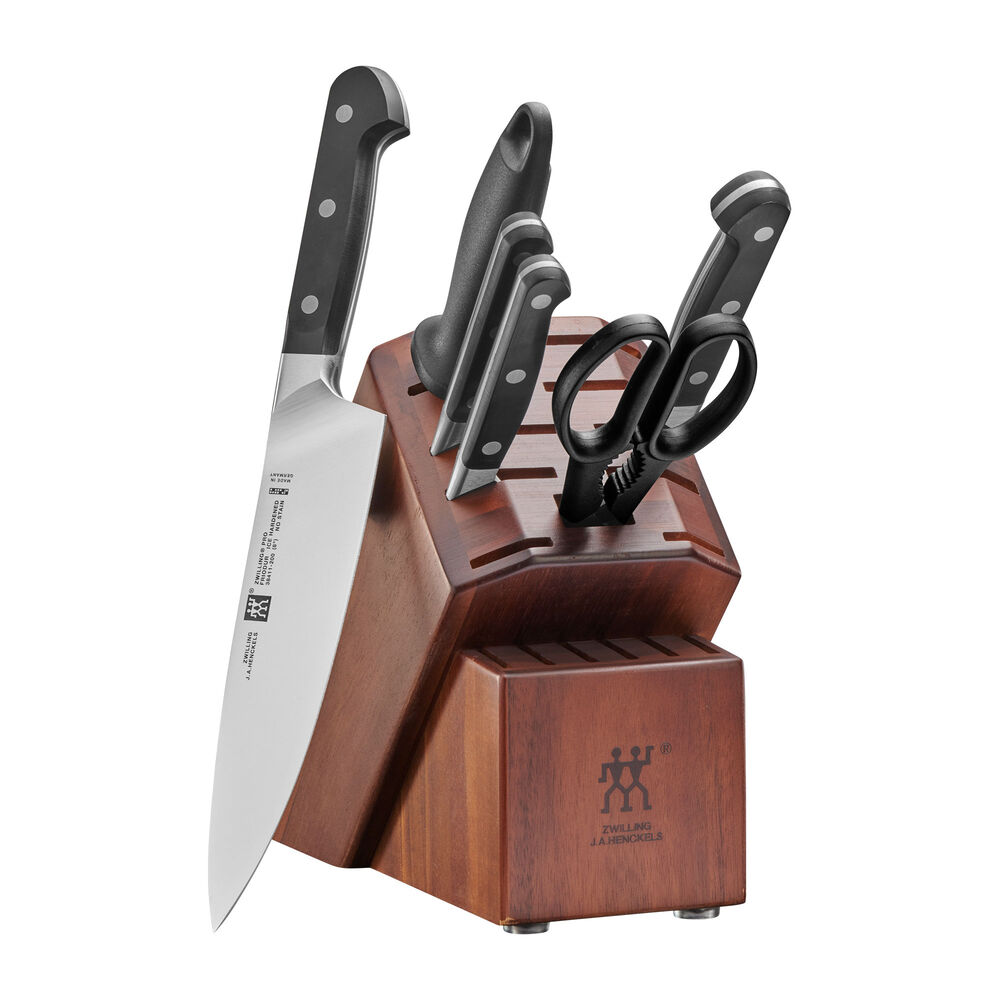 Zwilling J.A. Henckels Pro 7-Piece Block Set