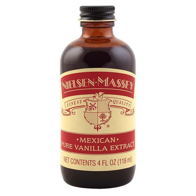 Nielsen-Massey Mexican Pure Vanilla Extract, 4 oz.