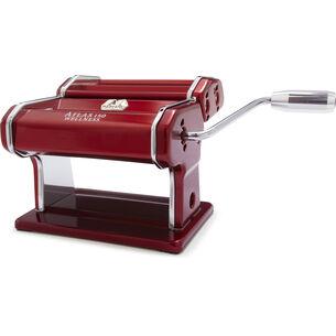 Atlas Marcato Red Pasta Machine, 150mm