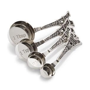 Sur La Table Eiffel Tower Measuring Spoons, Set of 4