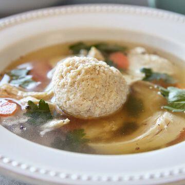 Pearl Stoneware Soup Plate