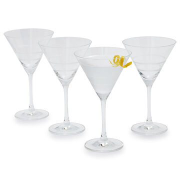Crafthouse by Fortessa Martini Glasses, Set of 4
