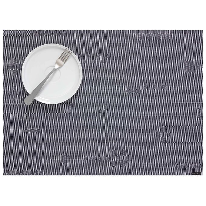 Chilewich Pixel Midnight Placemat