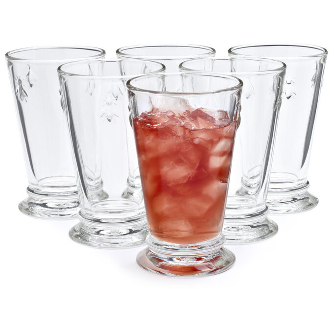 La Rochère French Bee Highball, Set of 6