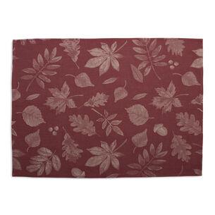 """Fall Leaf Jacquard Kitchen Towel, 27.5"""" x 19.5"""""""
