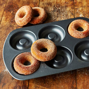 Sur La Table Doughnut Pan, 6 Count