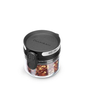 Orlid Stackable Spice Jar with Shake or Scoop Lid