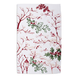 "Snowy Lane Kitchen Towel, 30"" x 20"""