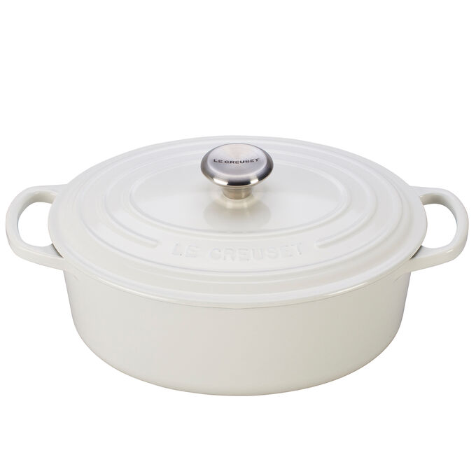 Le Creuset Signature Oval Dutch Oven, 2.75 qt.