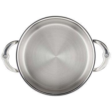 Hestan ProBond Stainless Steel Soup Pot, 3 qt.