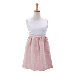 Vintage Lace Pink Apron