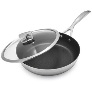 Scanpan CS+ Sauté Pan with Lid, 3 qt.