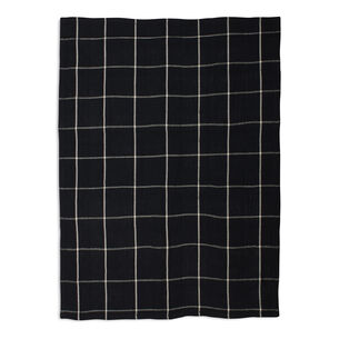 "Tensira Check Kitchen Towel, 28"" x 20"""