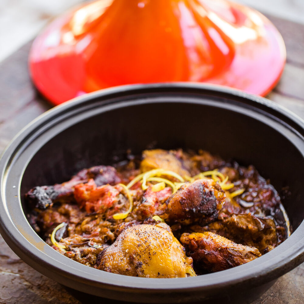 Le Creuset World Cuisine Tagine