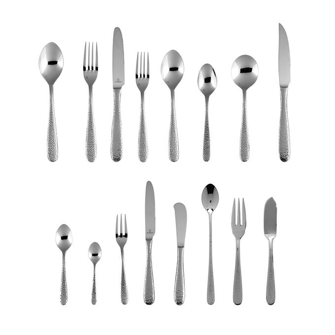 Fortessa Apollo 62-Piece Flatware Set