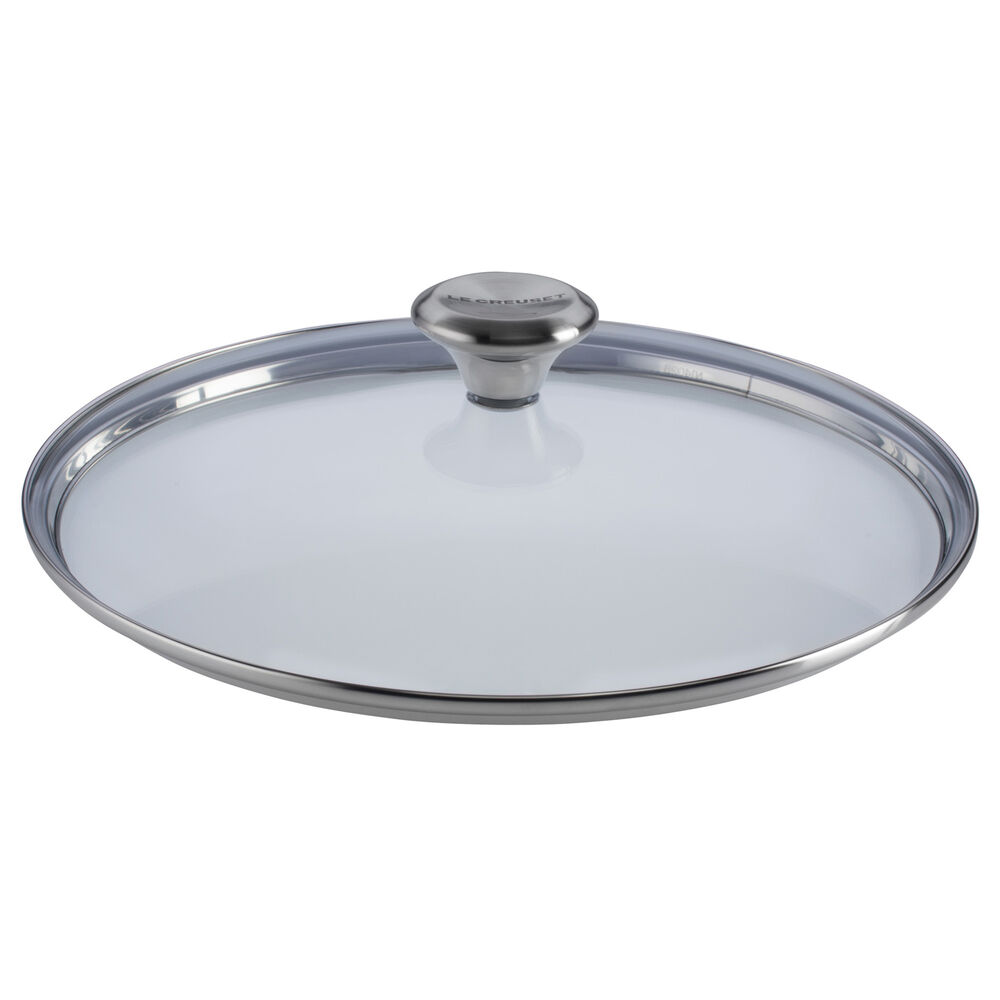 Le Creuset Stainless Steel Glass Lids
