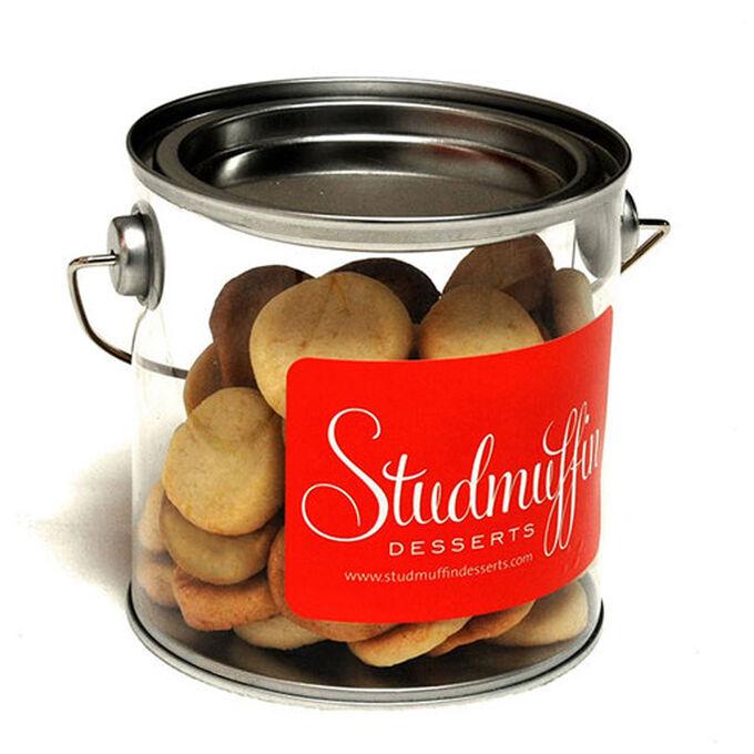 Stud Bucket of Lemon Crisp Cookies