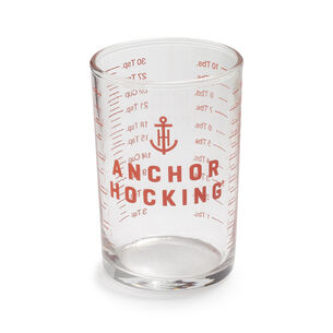 Anchor Hocking Measuring Glass, 5 oz.