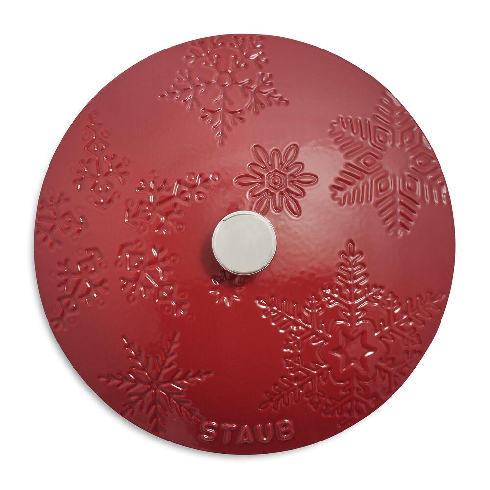 Staub Snowflake Oven, 3.75 qt.