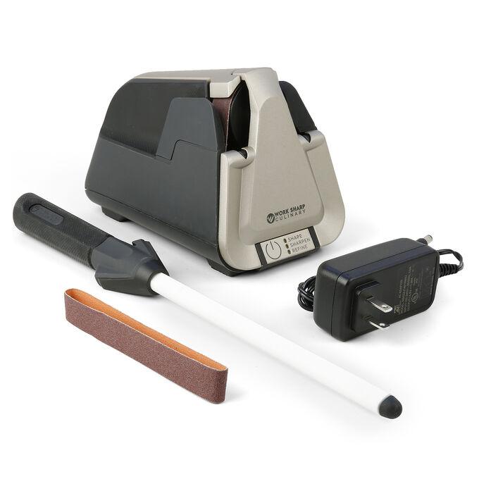 Work Sharp E5 Premium Kitchen Knife Sharpener