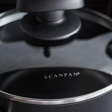 Scanpan Evolution Saucepan with Lid