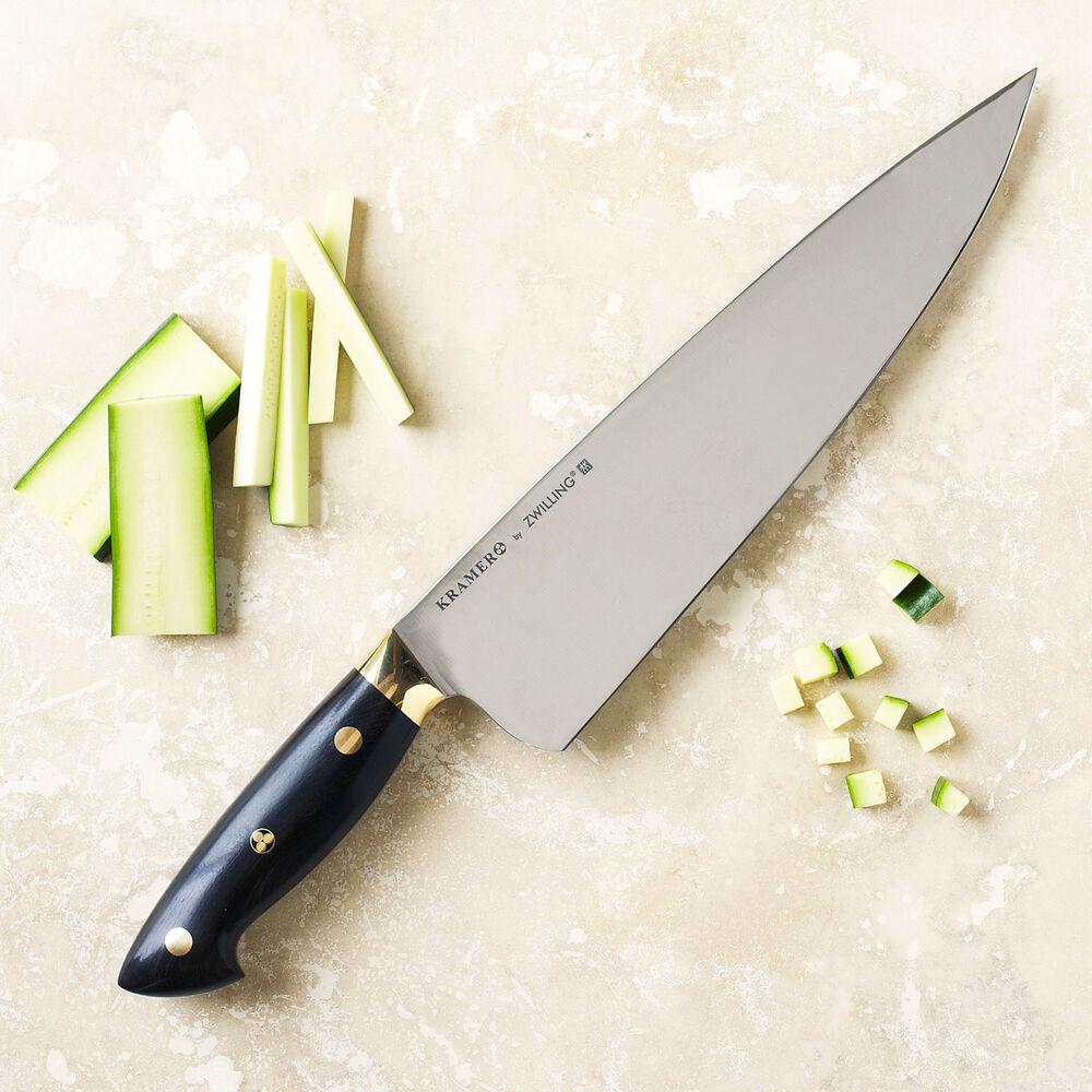 "Bob Kramer 10"" Carbon Steel Chef's Knife by Zwilling J.A. Henckels"