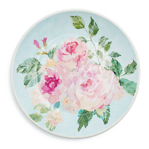 Rose Nuage Melamine Dinner Plate