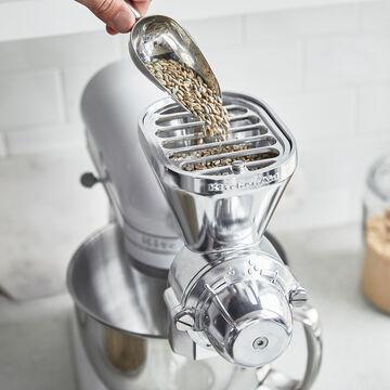 KitchenAid® Stand Mixer Grain Mill Attachment